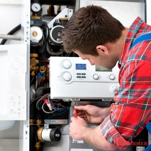 When you need quality boiler repair services, contact Drainmen Plumbing Inc.