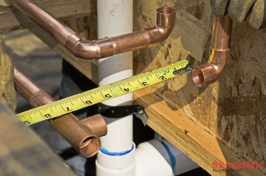 Repiping doesn't have to be complicated, especially when you work with Drainmen Plumbing Inc.