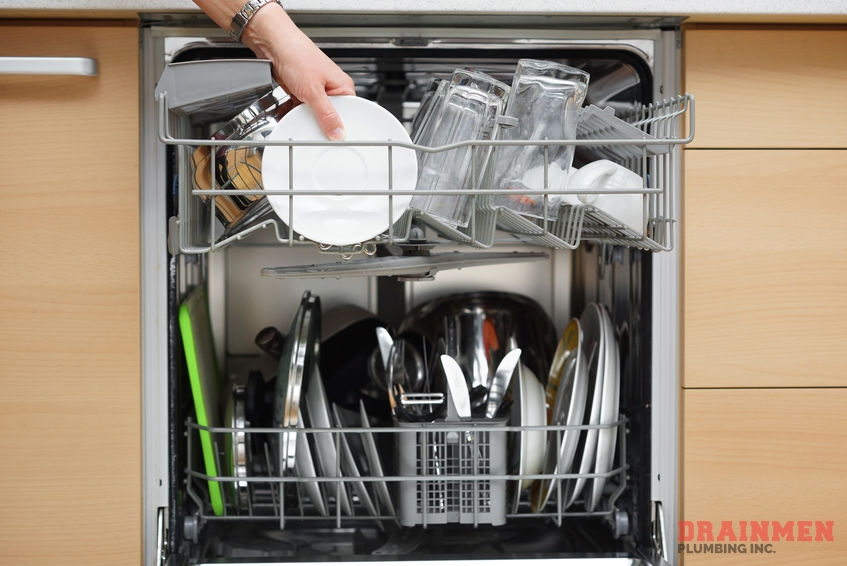 Drainmen Plumbing Inc has years of experience with dishwasher repair services.