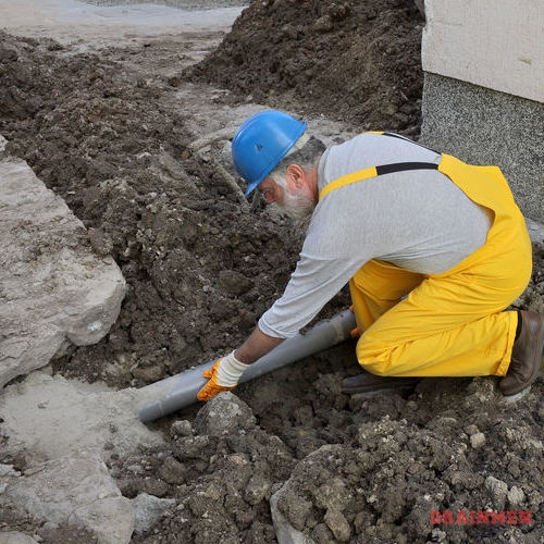 When excavation is needed, contact Drainmen Plumbing Inc for the best service.