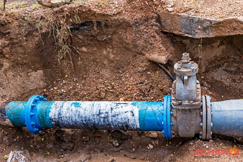 Call us when you need to excavate to a sewer line or pipe on your property.