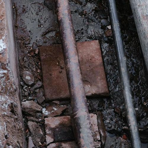 Slab Leak Under Foundation of Home