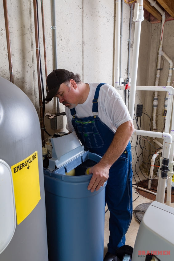 Let us help with a water softener installation in your home today!